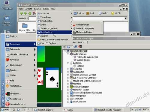 Windows-Nachbau: Neue Version von ReactOS ist erschienen