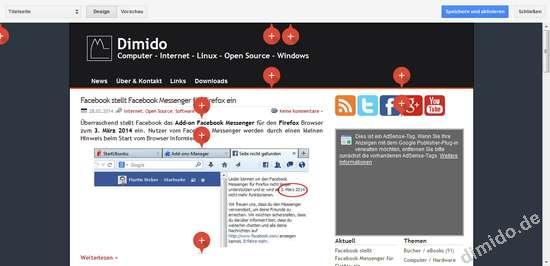 Offizielles Google Publisher Plugin für WordPress