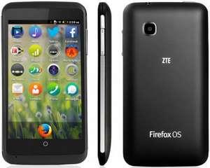 ZTE Open C mit Firefox OS für 59 Euro verfügbar