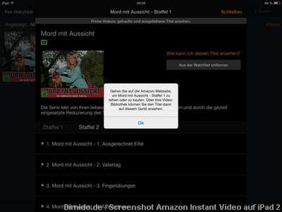 Amazon Instant Video im Test