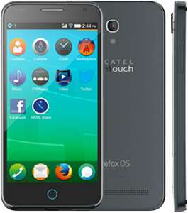 Firefox OS: Alcatel One Touch Fire S