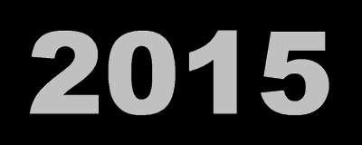 Hallo Jahr 2015, Frohes Neues Jahr