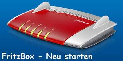 FritzBox neu starten