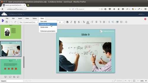 LibreOffice in der Cloud, Collabora Online