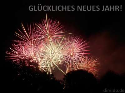 Hallo Jahr 2017, Frohes Neues Jahr