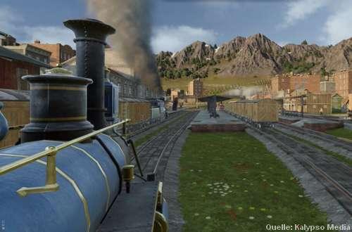 Railway Empire - Eisenbahn-Wirtschaftssimulation